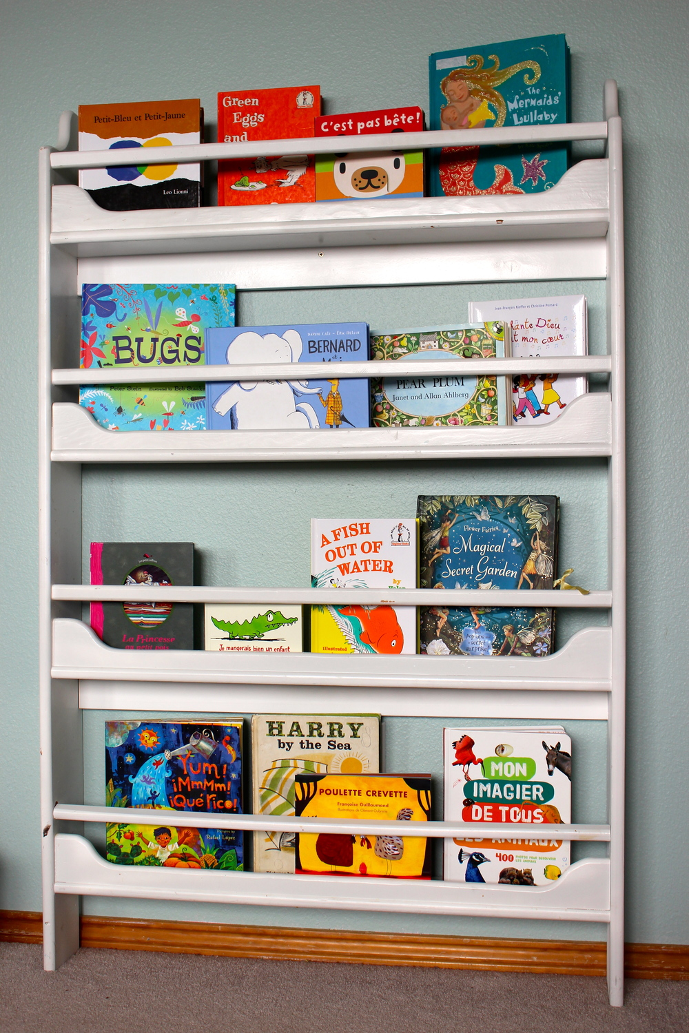 storing displaying children u0027s books u2014 intentional mama