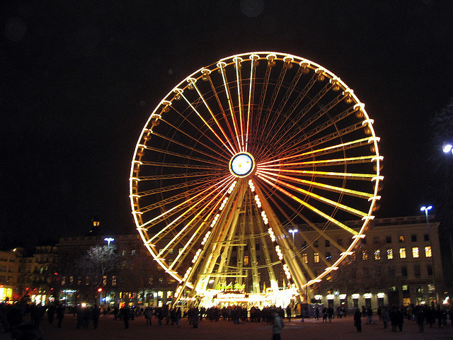 CC image of  Place Bellecour  by  Aurelien Catinon via Flickr