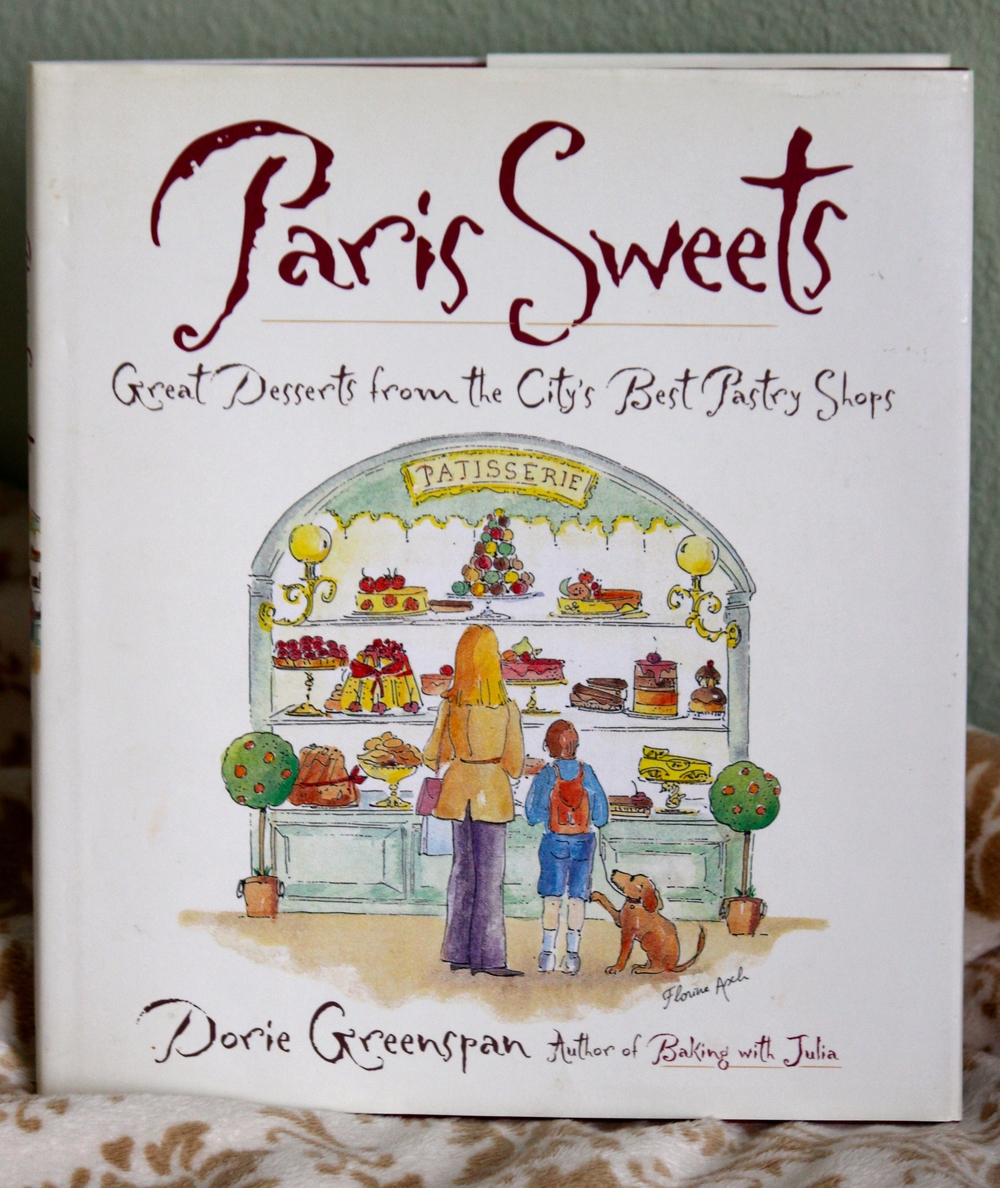 Paris Sweets Dorie Greenspan French cookie recipes Intentional Mama