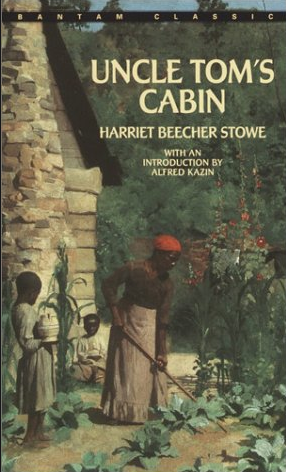 Uncle Tom's Cabin by Harriet Beecher Stowe.png