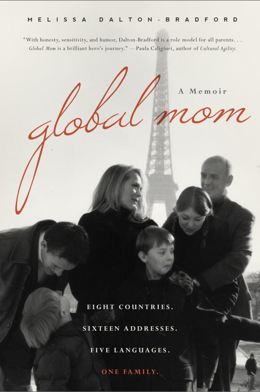 Global Mom a Memoir cover by Melissa Dalton-Bradford.png