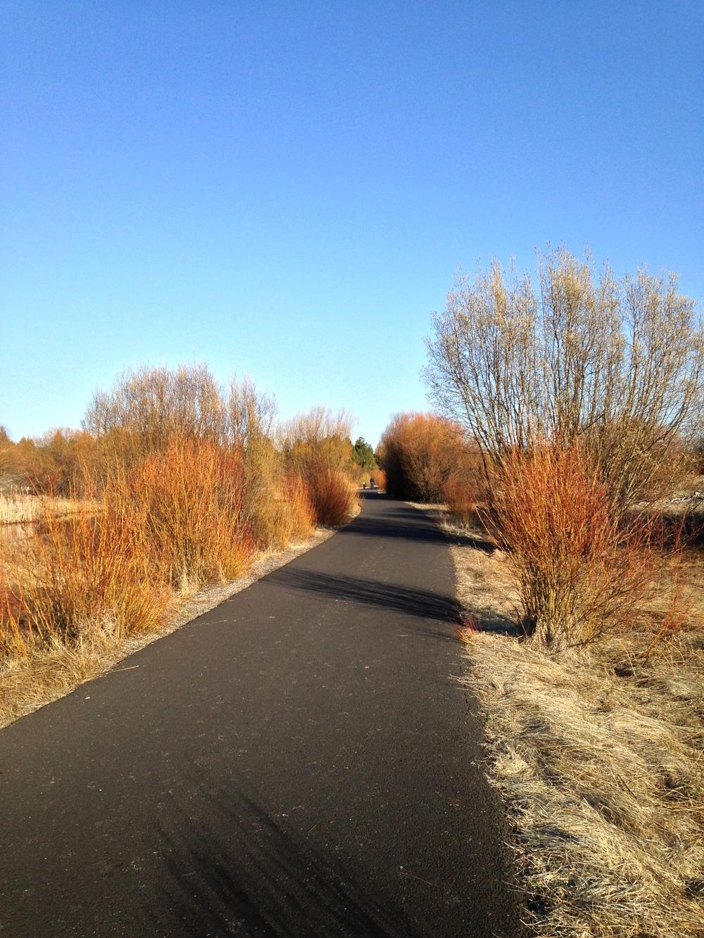 Sunriver, Oregon pathway