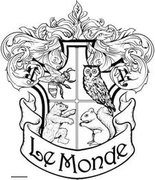 Le Monde's Logo