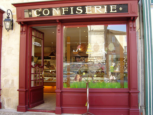 French confiserie Cadillac; photo by  Frédérique Panassac