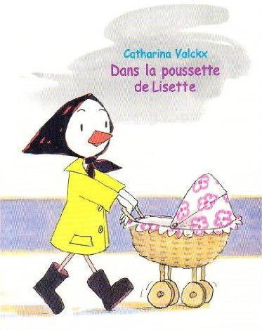 Dans la poussette de Lisette Catharina Valckx