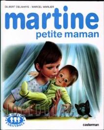 Martine Petite Maman by G Delahaye