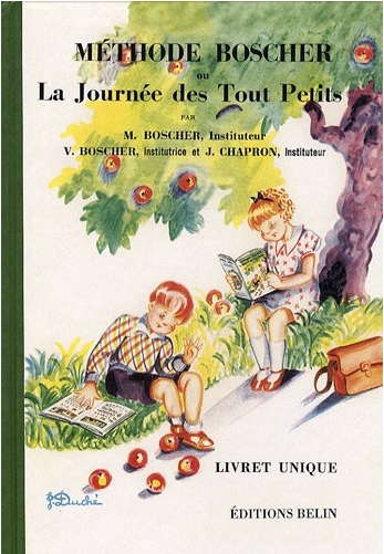 The 1950s French classic reading primer
