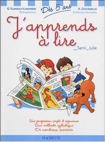A modern and popular French reading method book