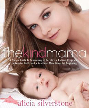 The cover of Silverstone's latest book   The Kind Mama