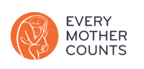 The  Every Mother Counts  logo