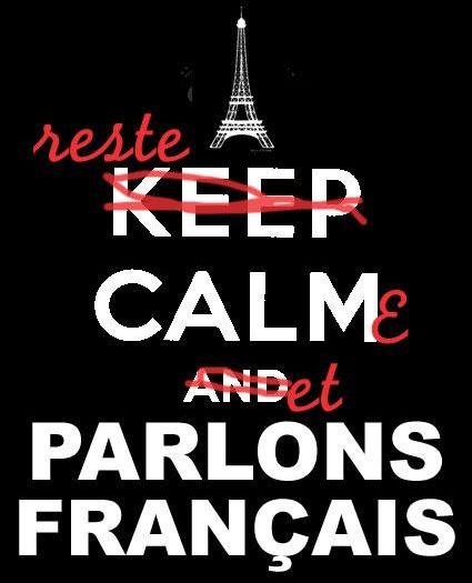 Image from  Le Français et Vous