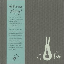 welcome baby book compendium boy cover