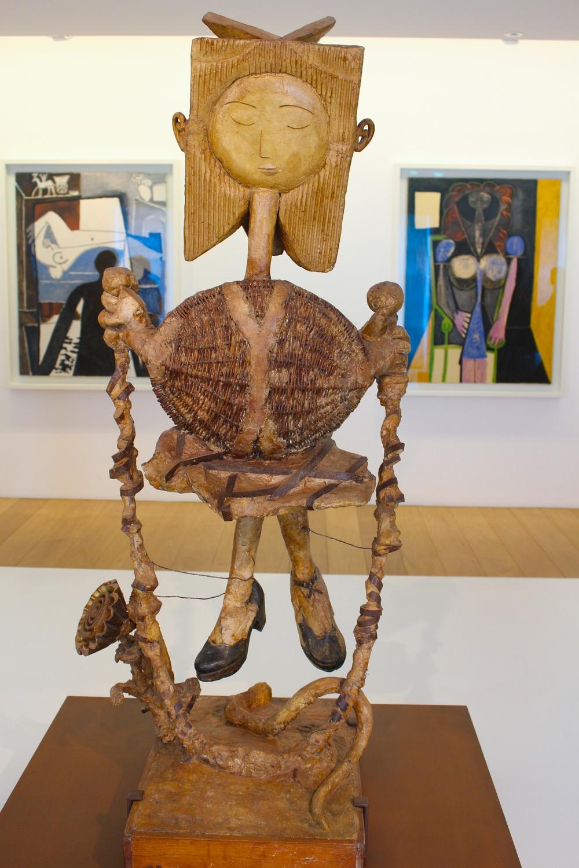 Petite fille sautant à la corde by Pablo Picasso, Musée Picasso, Paris