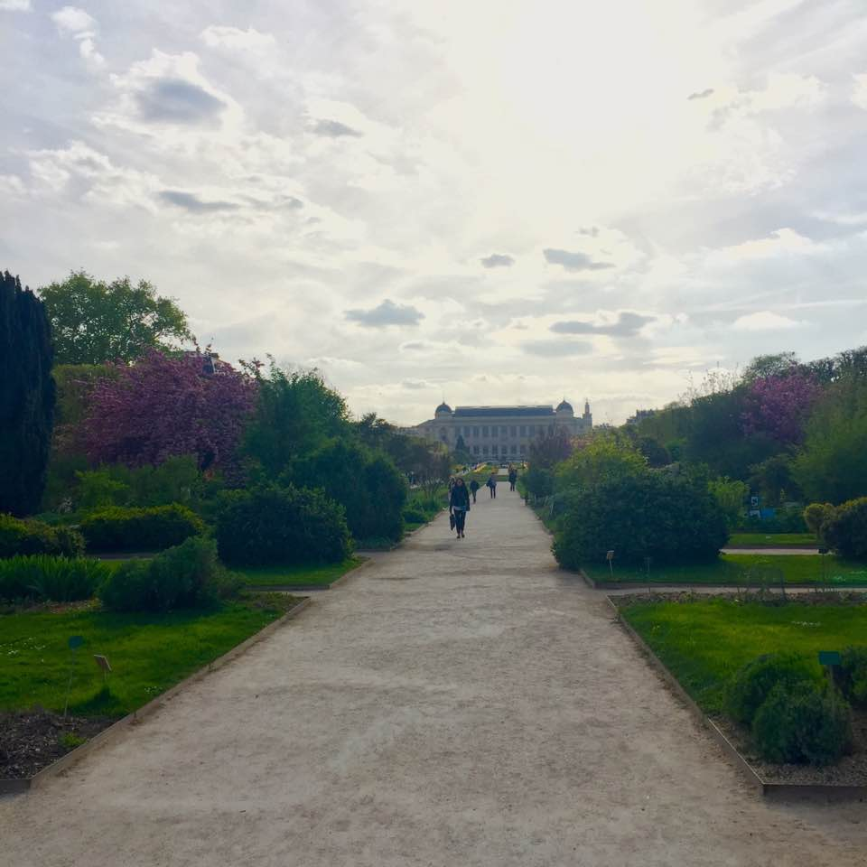 Jardin des Plantes, Paris, April 2017
