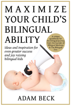 Bilingual baby child raising family advice guide ability two languages