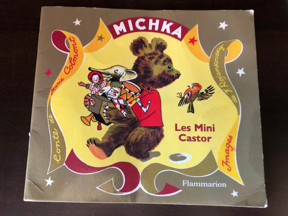 French childrens books christmas gift ideas