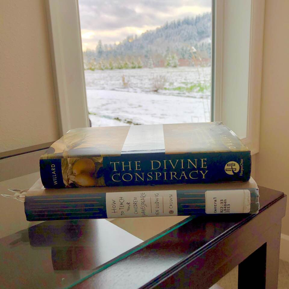 Thought-provoking reads on this snowy February day