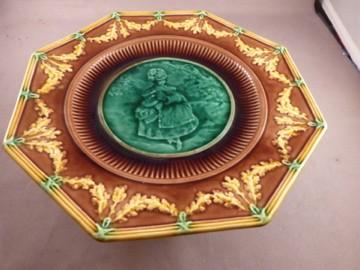 Wedgwood Majolica Plate