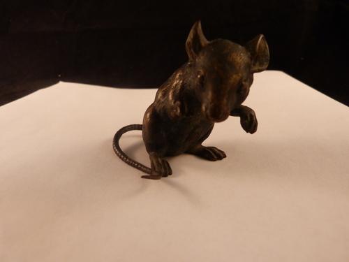 Vienna Bronze Mouse