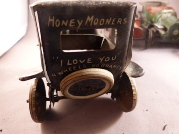 Back of Marx Car