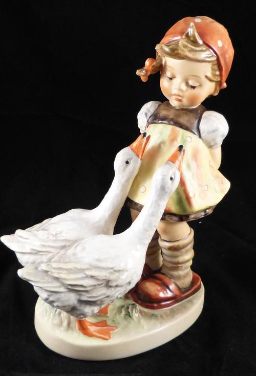 Hummel- Goose Girl