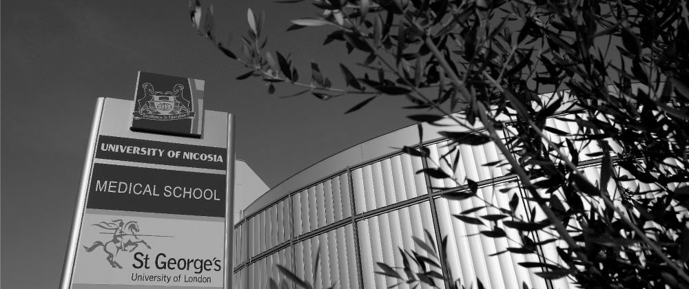 Over the past two decades, the University of Nicosia has led the development of life and health sciences programmes in Cyprus. The University of Nicosia started the first medical programme in Cyprus in 2011 by offering the St George's, University of London Bachelor of Medicine and Bachelor of Surgery (MBBS).