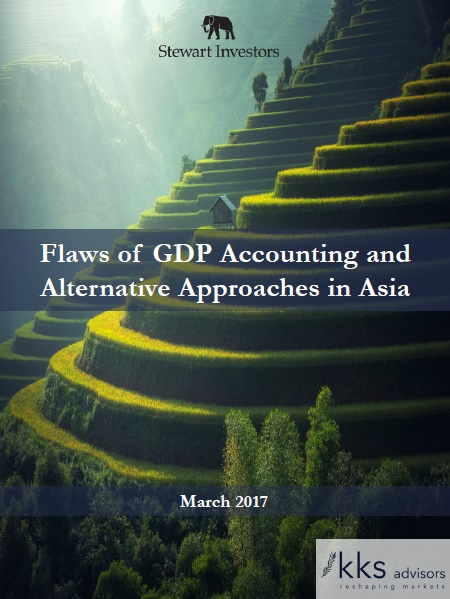Title:  Flaws of GDP Accounting and Alternative Approaches in Asia  Authors:  Thomas Cobti, Sophie Lawrence, Joe Lewis, George Serafeim  Date:  May 2017