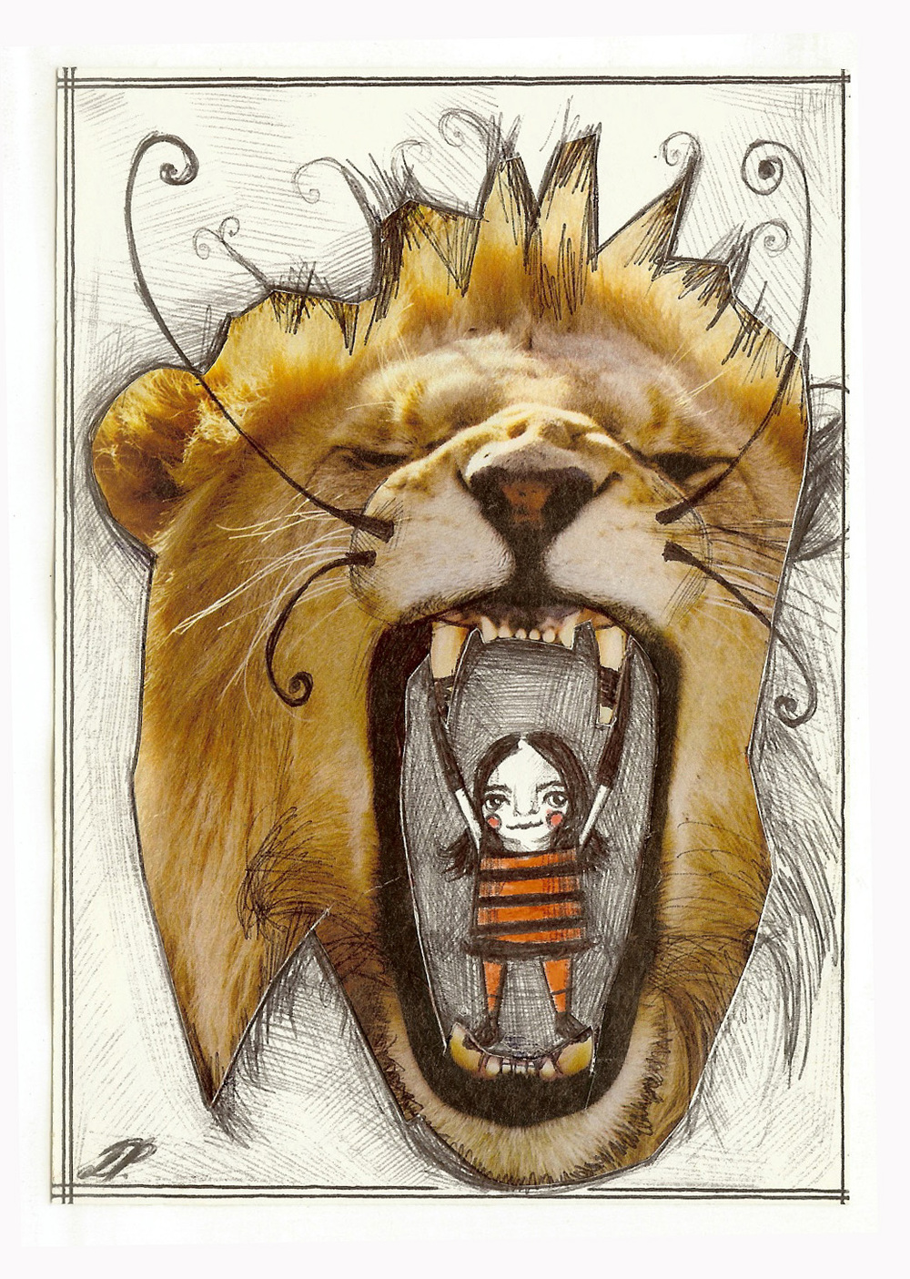 Nella bocca del leone