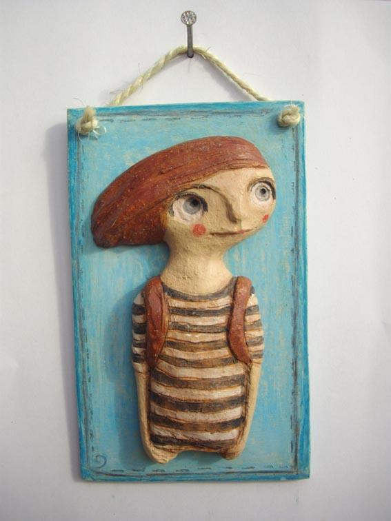 Terracotte su legno dipinto da appendere (21)-1.JPG