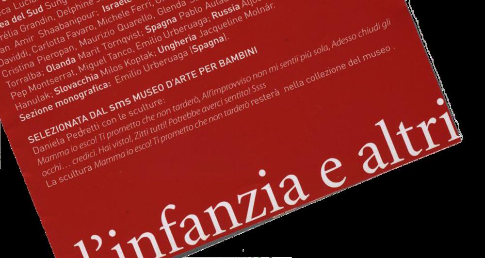 Particolare del poster della mostra  Immagini della Fantasia tenutasi a Siena nel 2010.
