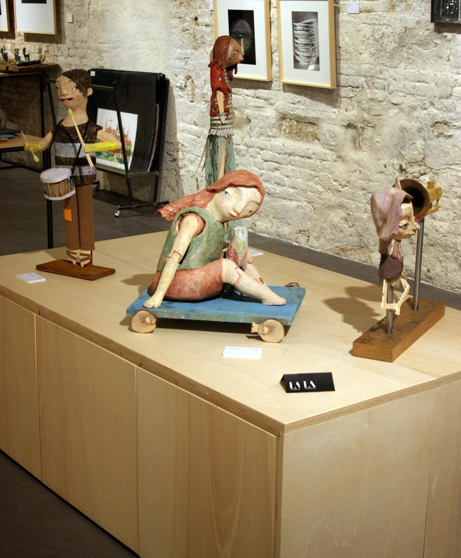 LombardiArte2018/2019 - Esposizione permanente delle mie opere in terracotta alla galleria LombardiArte a Siena.
