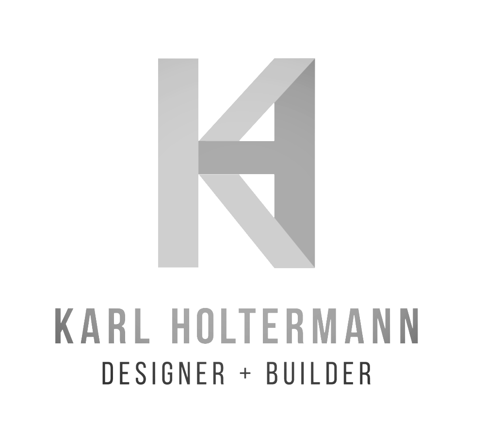 Karl Holtermann - Designer + Builder