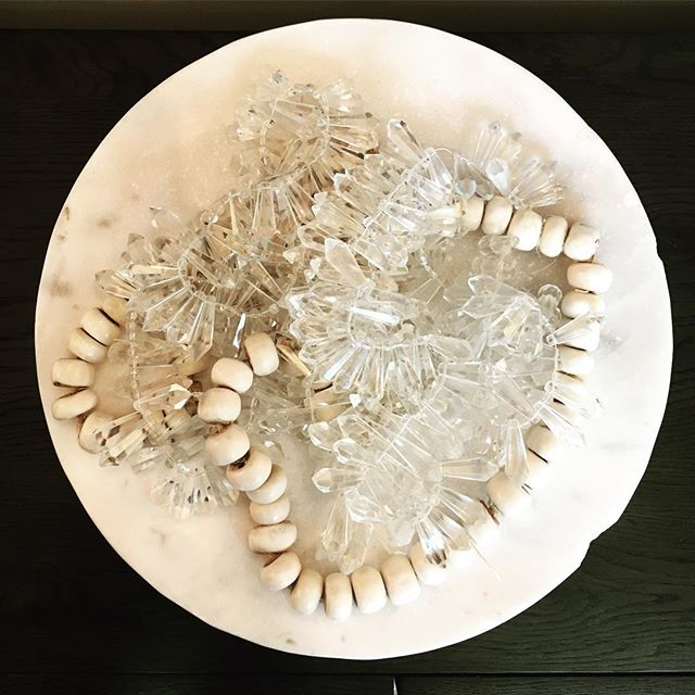Found these beauties again... #sparkly #shiny . . . #rh #restorationhardware #gem #crystal #chicago #foundthem #prettythings #gems #eyecandy