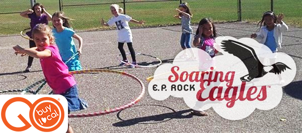 Social Gifting sends love to EP Rock Elementary!