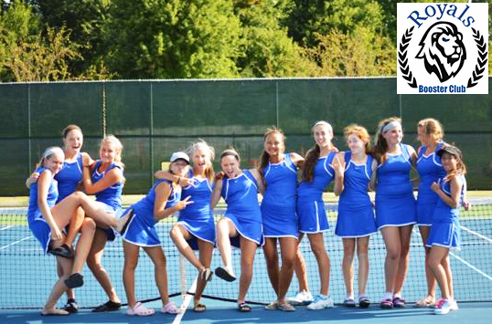 Choose Woodbury Royals Tennis Booster Club as your cause and start earning donations for the team with Go Buy Local today!