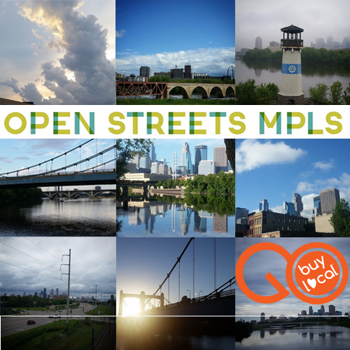 Join Go Buy Local @Open Streets Minneapolis | Aug. 23rd 11am-5pm