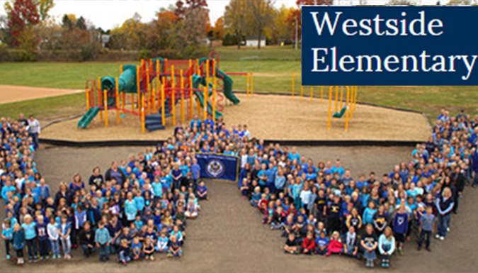 Go Buy Local gives Westside Elementarya simple way for their supporters to earn donations every time they shop at over 1,000 local businesses in the Twin Cities. Go Buy Local really works – they've already generated over $50K in donations for local schools and causes, and the best part is 100% of the donations earned are given to nonprofits – they don't keep a penny! Local customers are choosing Westside Elementary – they've earned $48 in donations and have received their first check!You can help support Westside Elementary in their commitment to provide opportunities that personalize each child's learning experience - sign up and choose them as the nonprofit you love when you shop using Go Buy Local offers online or get the app (iTunes / Google Play). Thanks to the following local businesses with ♥ for donating to Westside Elementary: Acapulco Restaurante Mexicano ♥ACE Hardware ♥Angel's Pet World Too!♥Azul Tequila Bar & Grill ♥Bo's 'n Mine ♥County Market ♥Dick's Fresh Market ♥Domino's Pizza ♥Holiday ♥ H&F Home Furnishings ♥Imaging World ♥Junior's Bar and Restaurant ♥Luigi's Pizza ♥Paws and Claws ♥Perkins Restaurant & Bakery