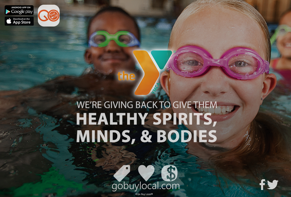 Stay healthy & earn donations for the YMCA with our Social Gifting program!