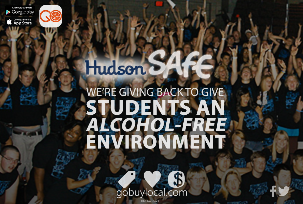 Hudson SAFE earns their third check with Social♥Gifting!