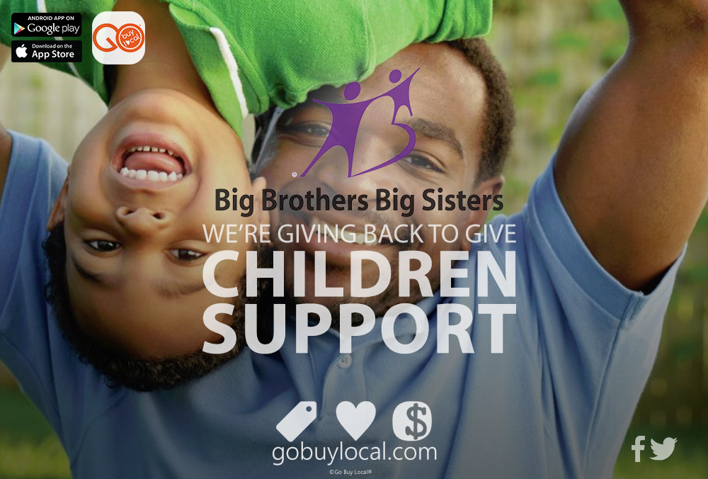 Social Gifting is helping Big Brothers Big Sisters NW reach their potential!