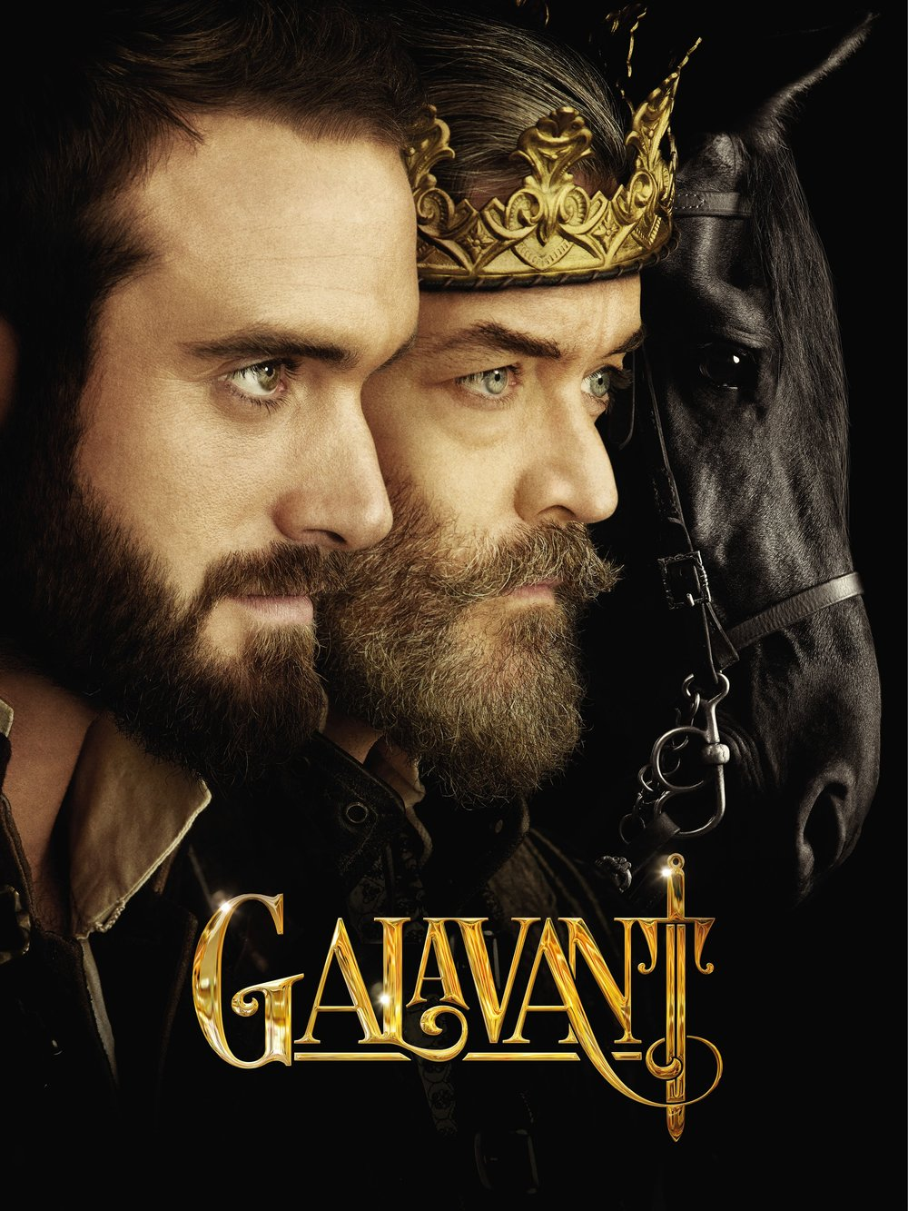Galavant  - Series IIART DIRECTOR ABC studios - Disney21 min, 10 episode. American musical fantasy comedy set in medieval times.