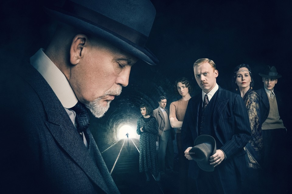The ABC Murders - ART DIRECTORMammoth Screen for BBC