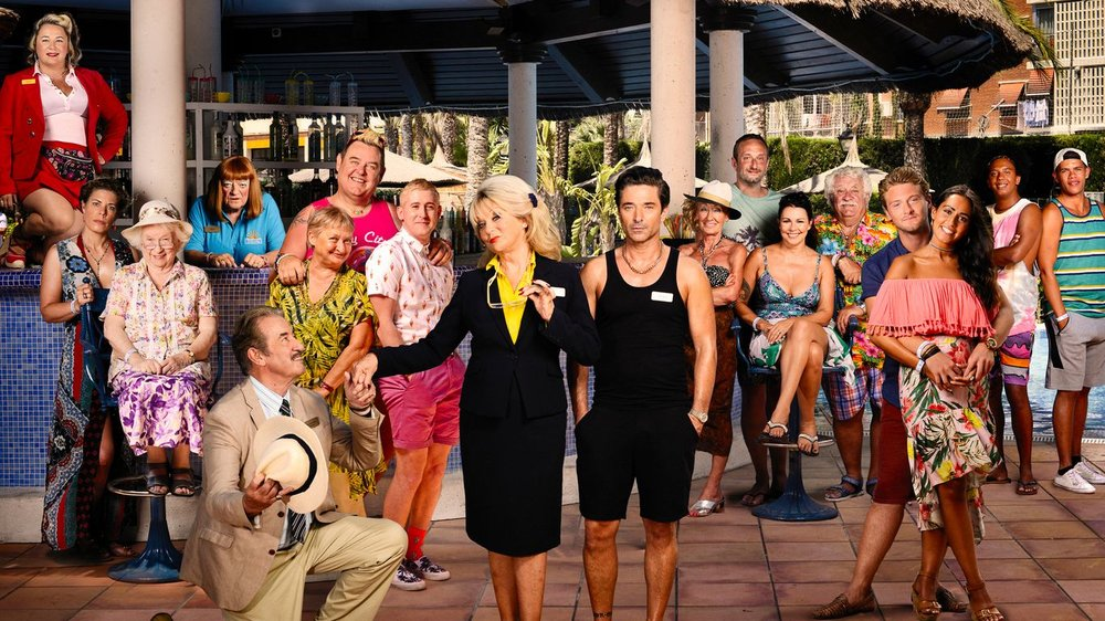 Benidorm - Production Designer - Series 10Tiger Aspect for ITV 1
