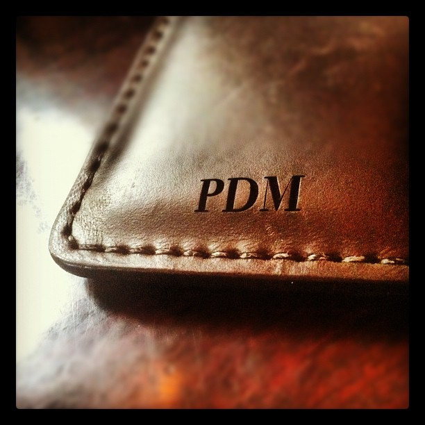 The wallet. http://instagr.am/p/IHfXFMwdaP/