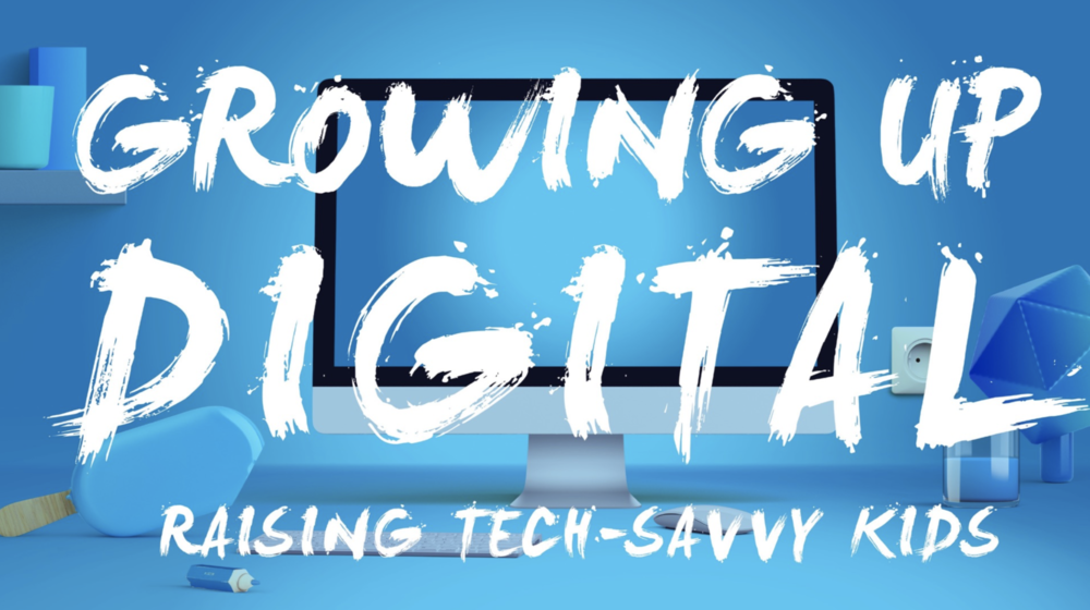 Growing Up Digital , 2015; design by Rebecca LaRue.