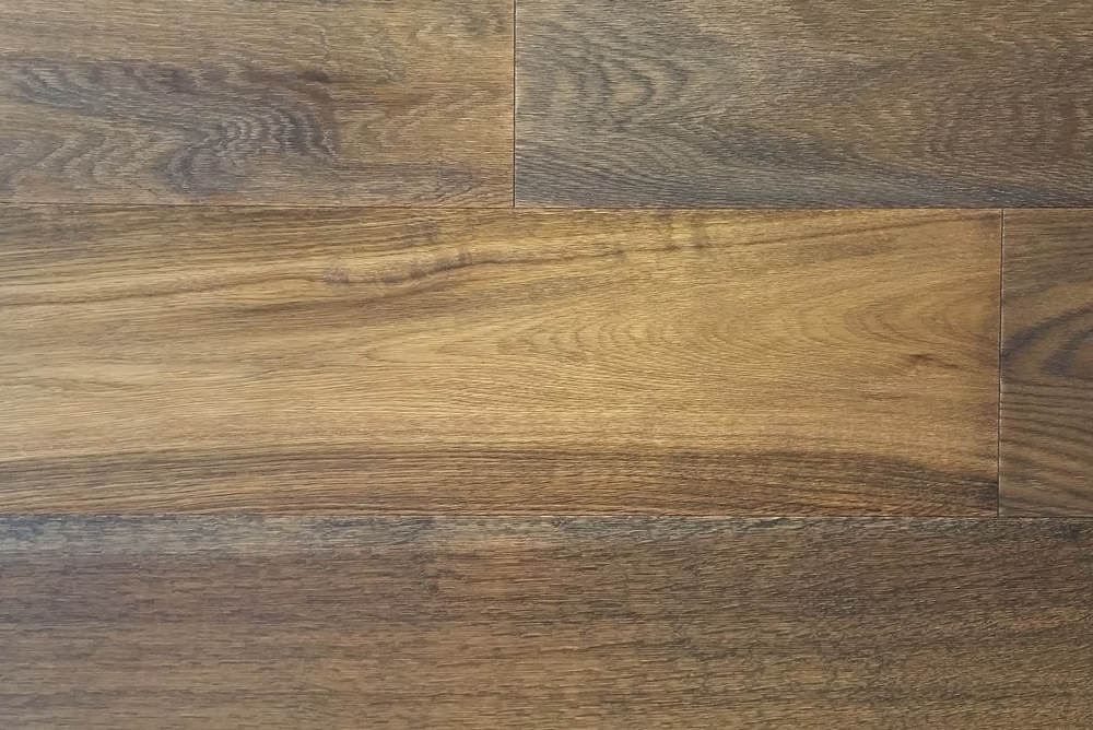 "Fuzion Flooring's Classical Elegance ""Quartet Oak"" with a natural oil finish"