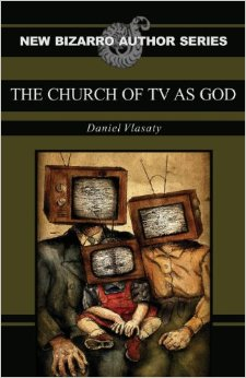 The Church Of TV As God is available now in print and kindle format. Get your copy here.