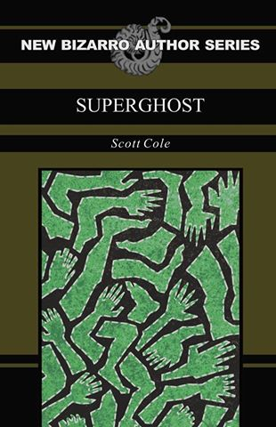 SuperGhost is available now on kindle and paperback .