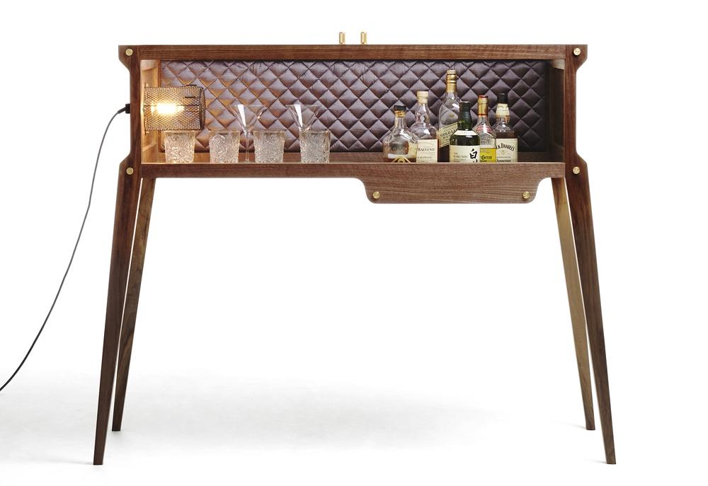 'Rockstar'whisky bar, from £2,999