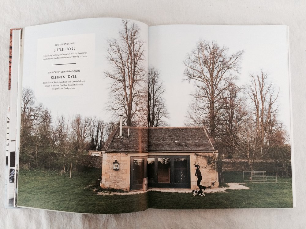 This 19th-century stone barn in the Cotswolds is home-from-home for the London antiques dealer Christopher Howe.